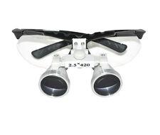 New Listingbig Sale 25x420mm Dental Surgical Medical Binocular Loupes Optical Glasses