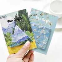 Nice Sticky Notes Notebook Memo Pad Bookmark Paper Sticker Notepad Stationery