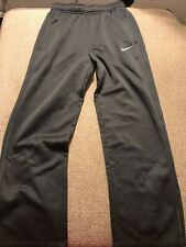 Boys Nike Athletic Thermal Sweatpants Large L