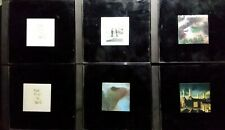 6x LOT Rare Pink Floyd Black Case CD Wall,Meddle,Wish You Here,Secrets, Animals