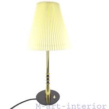 Art Deco Tischleuchte 20er Lampe Messing Lamp Design Herbert Zeitner Berlin 20´s