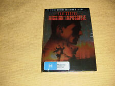 MISSION IMPOSSIBLE action 1996 = 2 DVD NEW & SEALED Tom Cruise jon voight R4