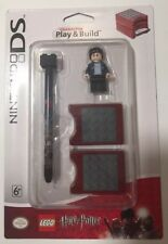 Nintendo DSi DS XL Lego Harry Potter Play And Build Kit Character BRAND NEW