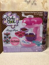 New Cool Baker Magic Mixer Pink No Bake Cake