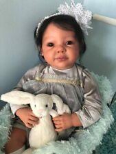 Doll Baby Reborn Jasmine, Kit Chloe by Ann Timmerman