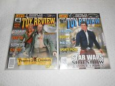 TOY REVIEW # 156 & 161 MAGAZINE