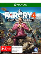 Far Cry 4 Limited Edition Xbox One XboxONE