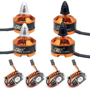 FPV Racing Drone Motor ESC Combo BLHeli 12A ESC 1806 2400KV Motor for Quadcopter