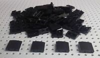 Lego Black 2x2x2/3 Curved Slope Brick (15068) x10 *BRAND NEW* City Star Wars