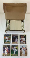 1992-93 Fleer Excel baseball cards~ FULL COMPLETE SET #1-250