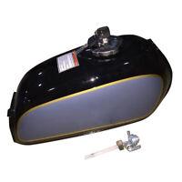 6L Refit Unpainted Modified Fuel Gas Tank & Cap Switch