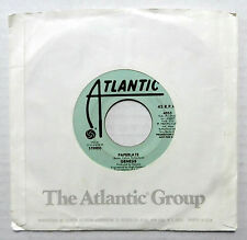 GENESIS 45 Paperlate ATLANTIC Progressive Rock PROMO Phil Collins VG++ #H76