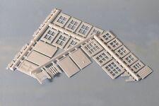 Wills SS86 - Scratch Builders - Windows, Gates, Doors Porch 00 Plastic Kit 1st P
