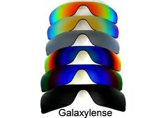 Replacement Lenses for Oakley Batwolf Black&Blue&Green&Silver&Red&Gold 6PS