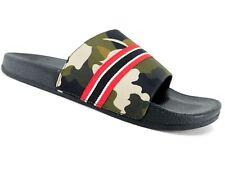 INC International Concepts Men's Gemini Open Toe Sandals Camo Size 9 M