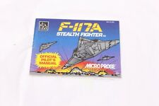 Nintendo NES - F-117A Stealth Fighter - Manual Only