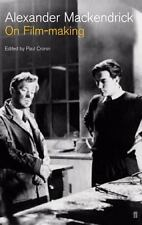 On Film-Making : An Introduction to the Craft of the Director by Alexander...