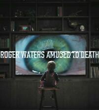 "Roger Waters -""Amused to Death"" CD + Blu-ray Audio ""NEU & OVP"""