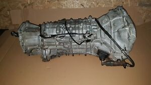 FORD RANGER 2.5TD 2007 5-SPEED MANUAL GEARBOX (defect) OEM  7TJ02 / FUT / S5A2