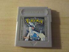 Nintendo Game Boy -  Pokemon  Plata - Edición española no guarda partida.