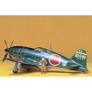 Tamiya 1/48 Mitsubishi J2M3 Interceptor Raiden (Jack) 61018