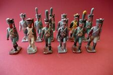 Soldats alumium - 12 soldats premier empire MIGNALU - CBG MIGNOT pour bricoleurs