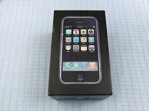 Original Apple iPhone 2G/1.Generation 8GB Verpackung +Zubehör! TOP ZUSTAND!