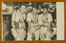 Stan Musial Vintage 1940's-50's Photo 5x8