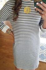 Topshop Striped Dress Blogger Fav EUR 36 US 4 UK 8 Nordstrom Free Ship!