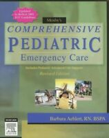 Mosby's Comprehensive Pediatric Emergency Care (Aehiert, Mosby's Comprehensiv…