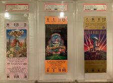 1993 1994 1996 Dallas Cowboys Super Bowl Full Tickets PSA 9 And 8