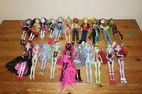 Monster High Doll Lot 21 Dolls