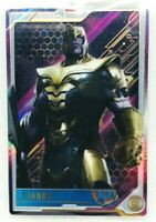 Marvel Avengers END GAME Wafer Card Vol.1 No.13 Thanos