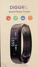 Diggro Smart Bracelet - Fitness Tracker for Android IOS