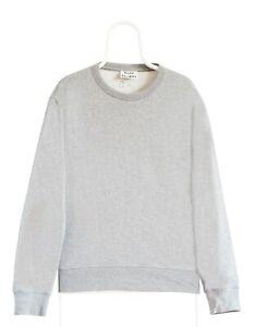 Acne Studios cotton crew neck sweatshirt