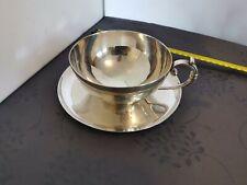 Christofle Art Deco Large Mug a the or Chocolate