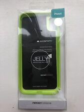 Goospery Mercury Jelly Pearl Case Iphone X - Green - Genuine, BNIB