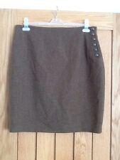 Ladies L K Bennett BNWOT Freida Skirt size 18 in Aubergine