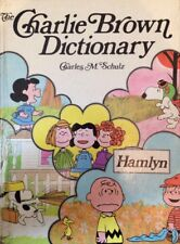 The Charlie Brown Dictionary by Charles M Schulz (Hardback, 1974)