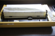 Working Vintage Epson FX-1000 Dot Matrix Printer with full accesories +4 ribbons