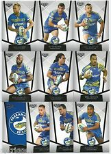 2015 NRL Elite Parramatta EELS Team Set
