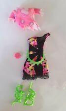 Monster High Dolls Clothes. Venus Mcflytrap Music Festival Clothes & Accessories