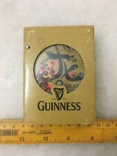 (JC) Guinness Poker Playing Card (B)