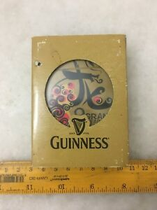 (JC) Guinness Poker Playing Card (B)
