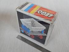 LEGO SYSTEM 125 VAGONE TRENO TRAIN VAGON NOS! FONDO DI MAGAZZINO SIGILLATO!