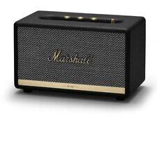 Marshall Acton II 2 Black Bluetooth Speaker Retro NEW