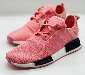 NEW Adidas Originals NMD_R1 Boost Pink B42086 Youth Size 6 Women's Size 7