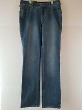 NWT Buffalo David Bitton Womens Boulevard Blue Jeans Size 6x30 Mid Rise