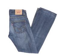 Levi's Levis Jeans 512 Bootcut W29 L34 blau stonewashed 29/34 -B2710