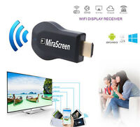 Wireless WIFI HDMI Dongle Adapter For iPhone X 8 7 Samsung S8 S7 S6 Note 9 to TV